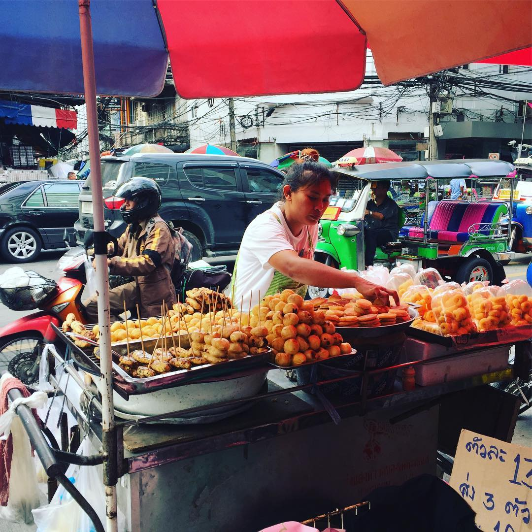 Chinatown Cheap Bangkok Budget Street Food
