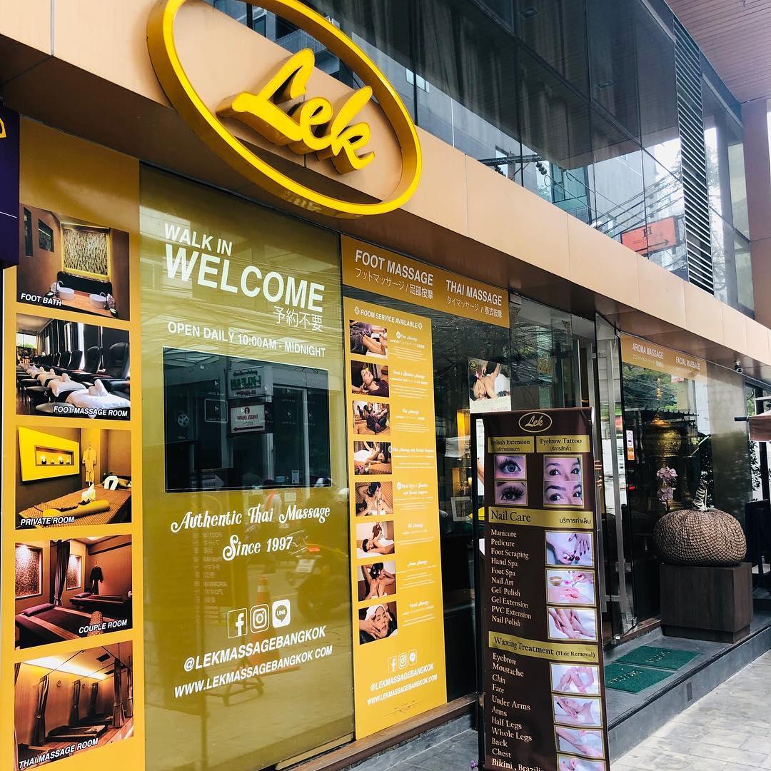 massage places in bangkok