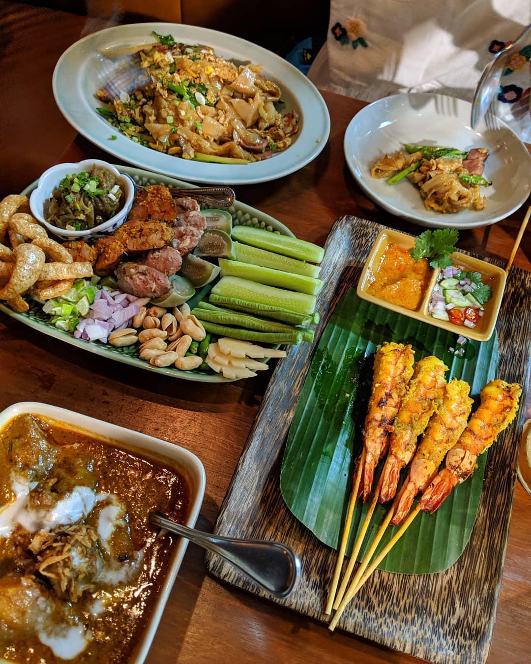 Soul Food Bangkok Restaurants Thailand