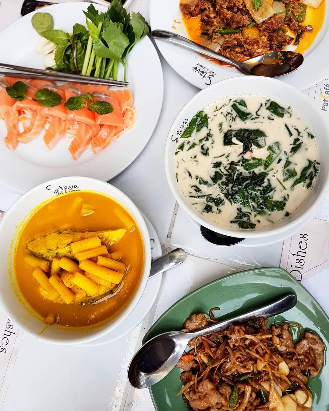 Steve Cafe Bangkok Restaurant