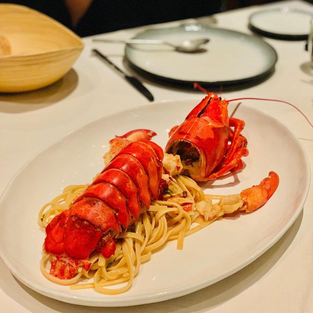 Sensi Restaurant Bangkok Food