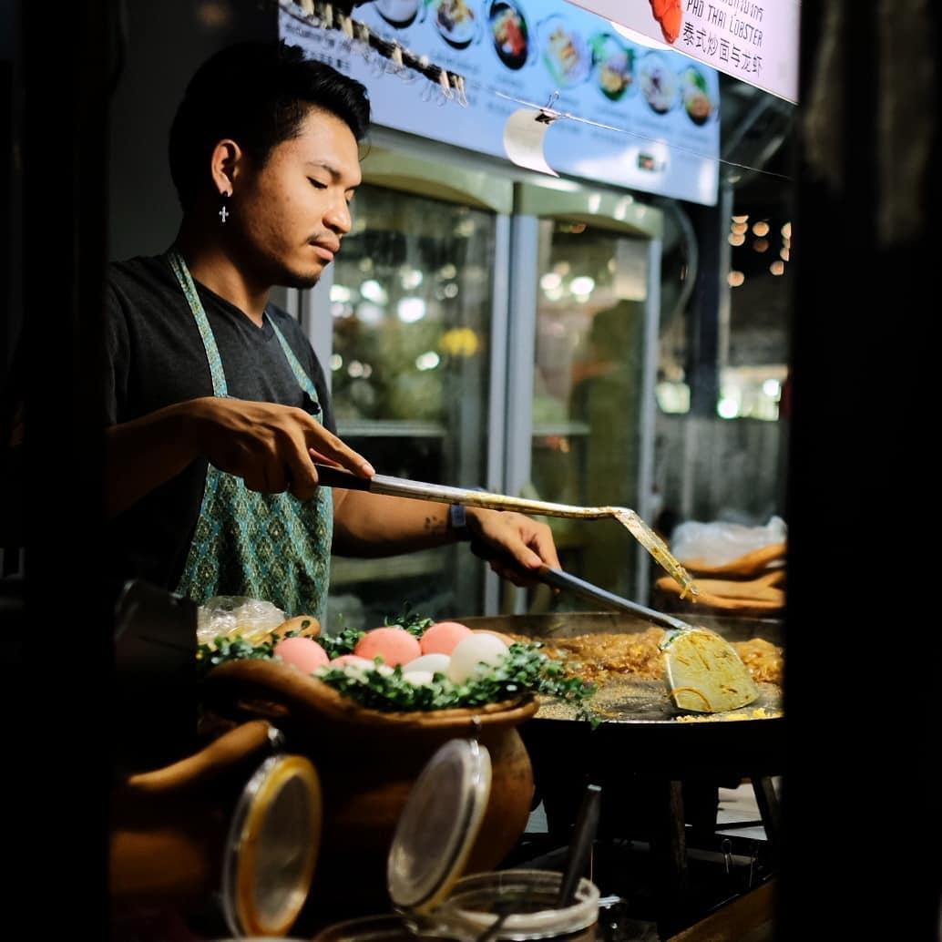 ARTBOX Bangkok Thailand Night Market