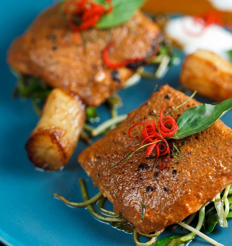 Issaya Siamese Club Restaurant Bangkok