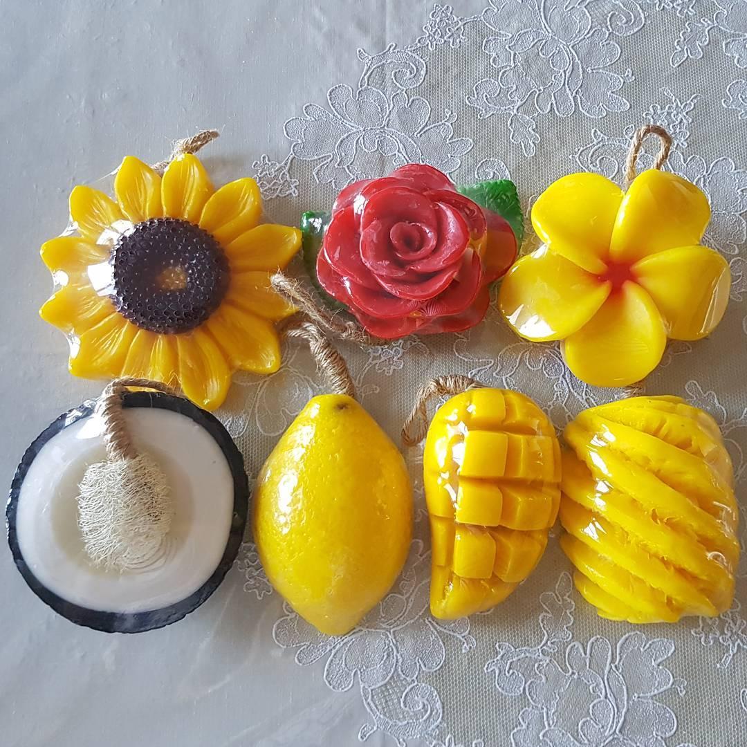 Bangkok Soap Souvenirs