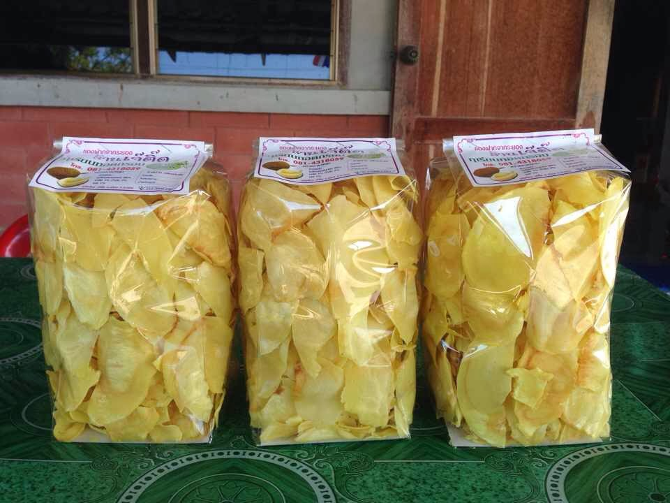 Durian Chips Souvenirs