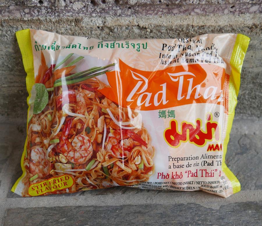 Mama Instant Pad Thai
